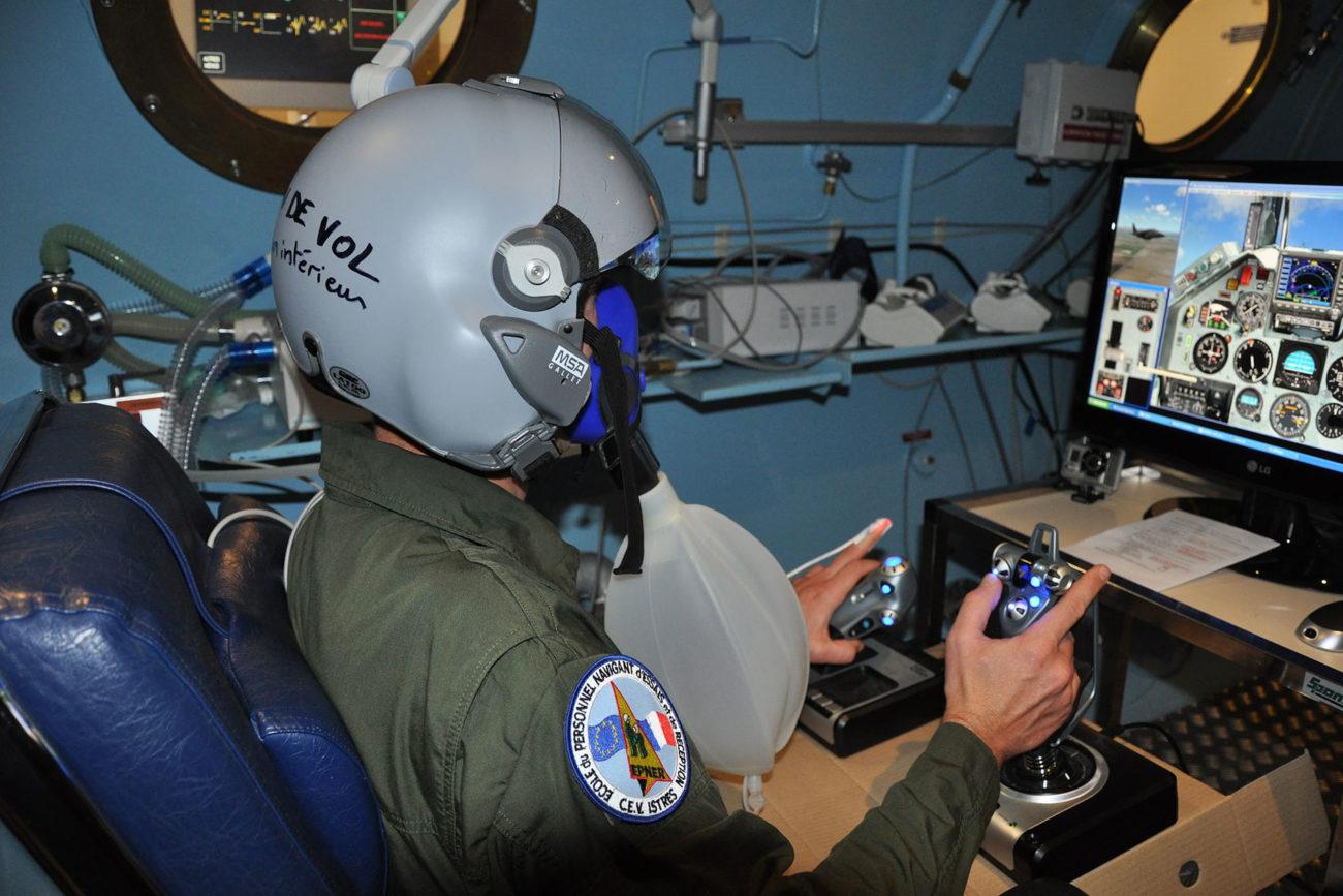 simulation aeronautique
